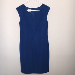 MAGGY L | SIZE 12 | BLUE DRESS